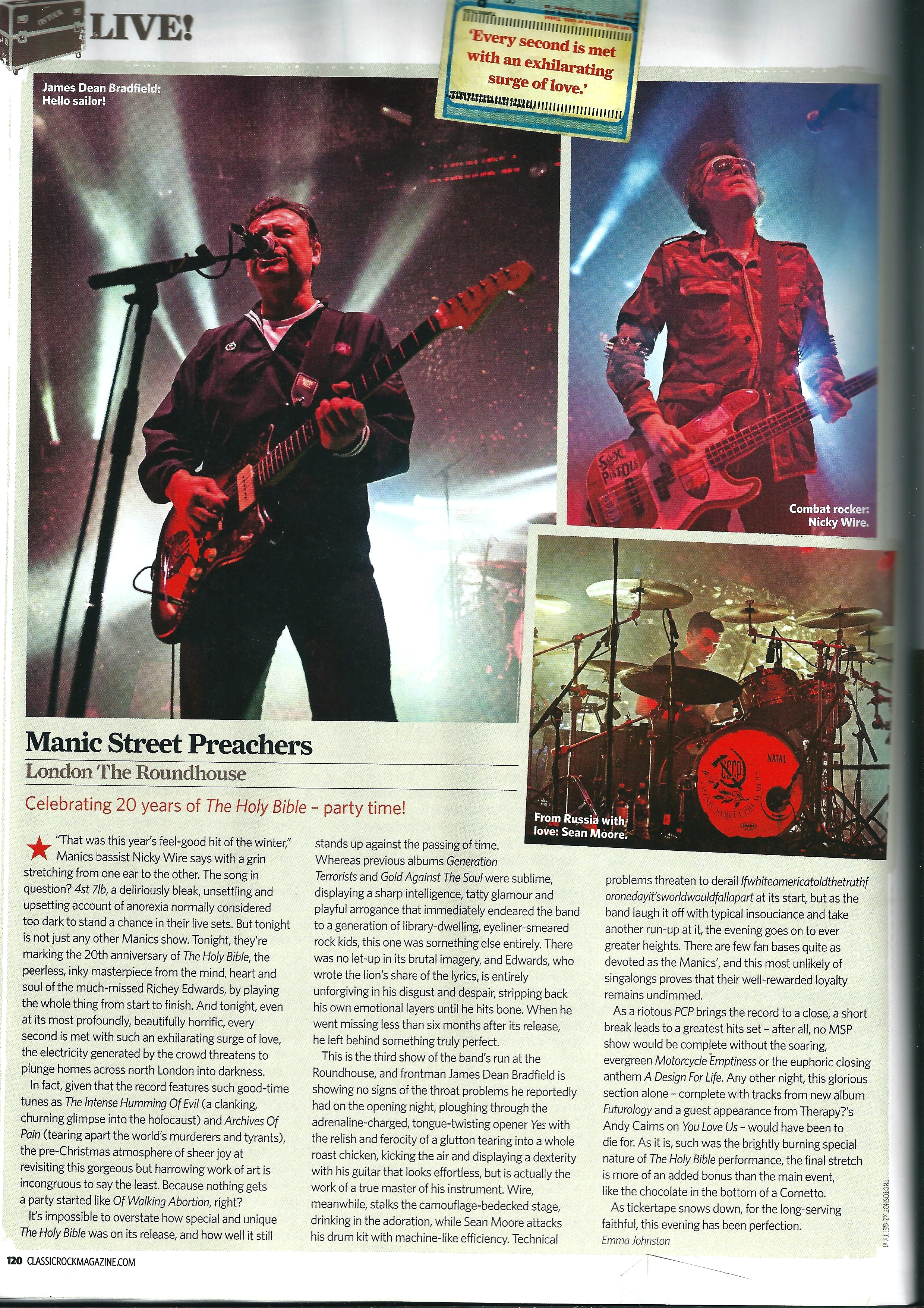 Prepossessing Manic Street Preachers  Flying Vs Blog With Great Manics With Extraordinary The Secret Garden Novel Also Freehold Gardens In Addition Evergreen Banstead Garden Centre And Gardeners World Show As Well As Hilton Garden Venice Mestre Additionally Garden Scissors Price From Flyingvscom With   Great Manic Street Preachers  Flying Vs Blog With Extraordinary Manics And Prepossessing The Secret Garden Novel Also Freehold Gardens In Addition Evergreen Banstead Garden Centre From Flyingvscom