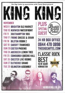 king-king-flyer