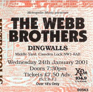 Webb Bros