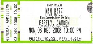 Man Raze