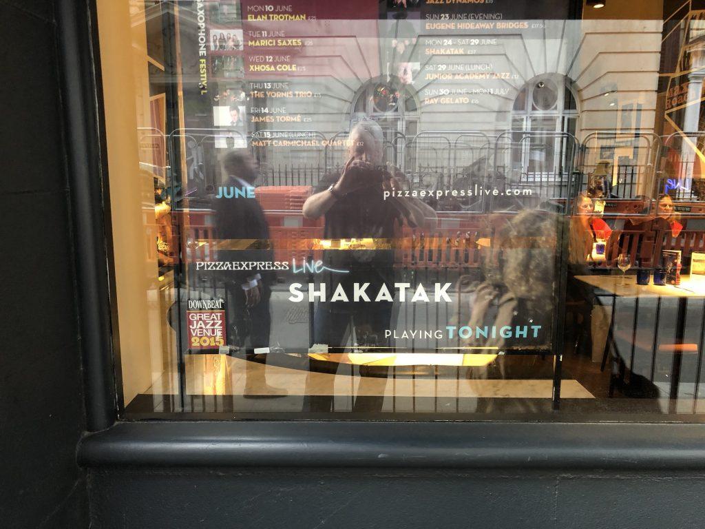 SHAKATAK – Flying Vs Blog